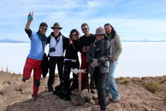 Salar de Uyuni.. Bolivia part 2