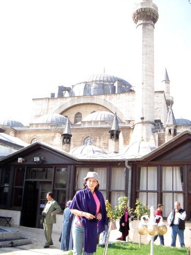 TurkKonyaMelvanaMuseum