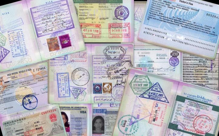 Edited Visas